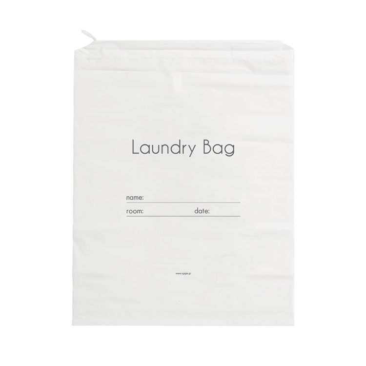 PLASTIC LAUNDRY BAG